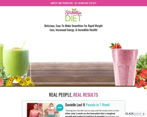 The Smoothie Diet 21 Day Rapid Weight Loss Program Pjprofit