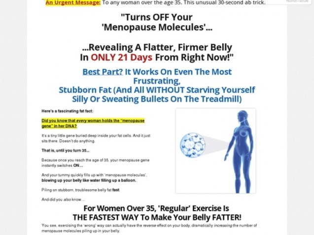 My Bikini Belly – No Other Written Page Converts Like This